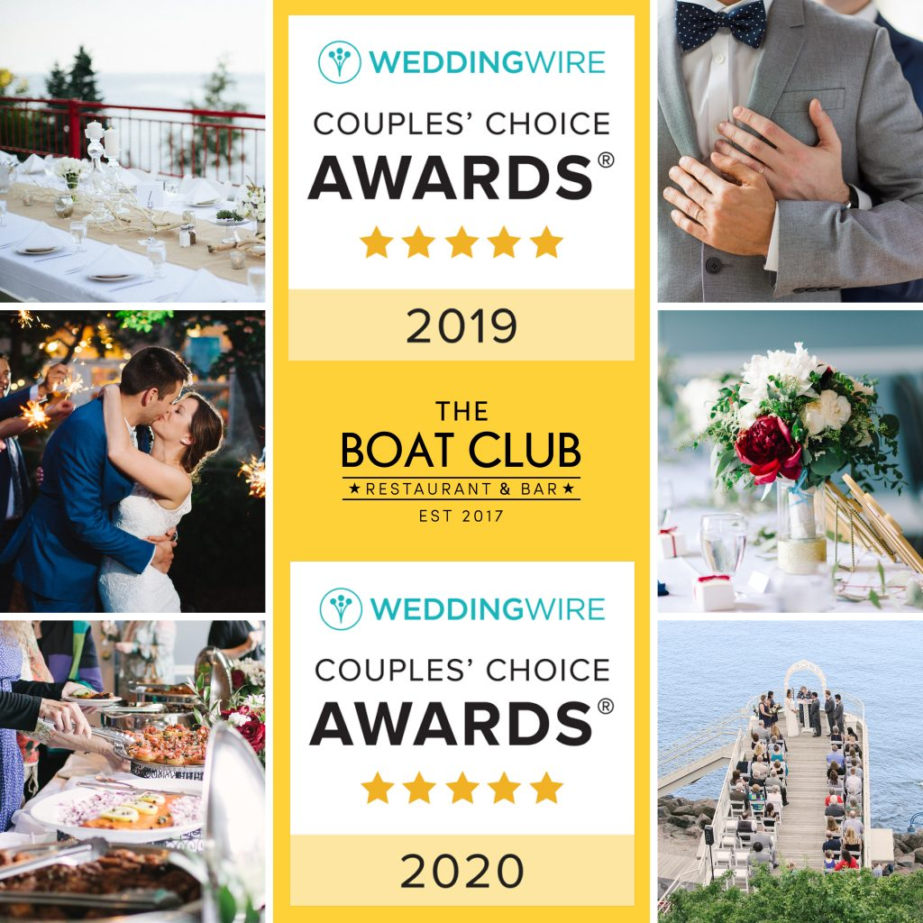 The Boat Club Restaurant Couple's Choice Awards
