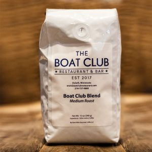 The Boat Club Coffee Blend