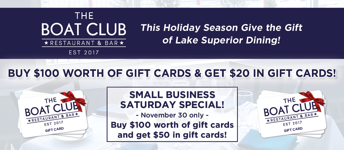 Small Business Saturday By $100 Get $50